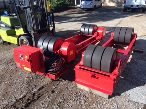 RANSOME 90 TON SET OF