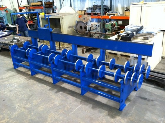 KEC PIPE BEVELING AND CUTTING
