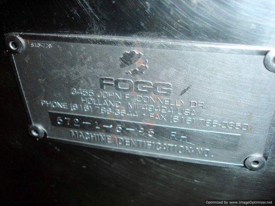 FOGG FGA-5600 in Melbourne, Australia