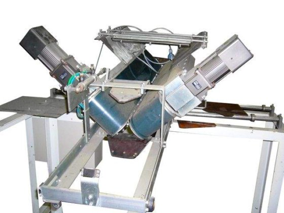 OKURA - V-Shaped Belt Conveyor