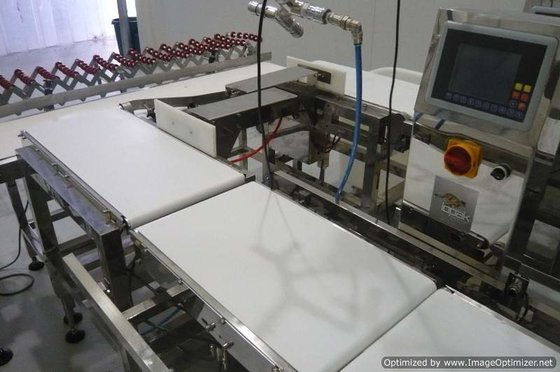 IOPAK AC-7A - Checkweigher with