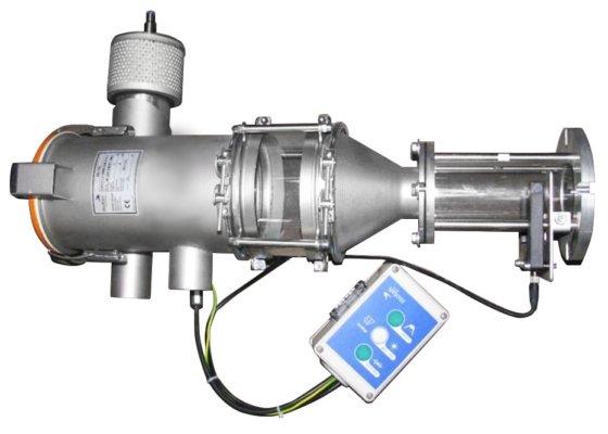 MOTAN Metro MCG1.5 - Vacuum