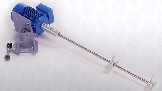 FLAMINGO N347/061S - Clamp-On Mixer/Stirrer