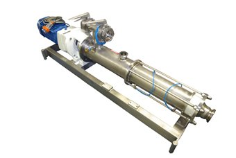 ALLWEILER ASBP - Helical Rotor