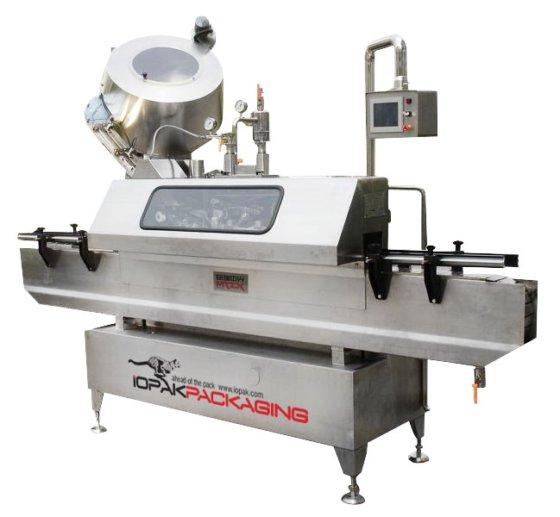 IOPAK IMR5D30B-CAP - Vacuum Capper