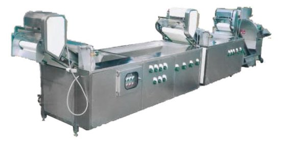 IOPAK WA-306 - Vegetable Continuous