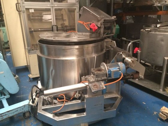 KREBS ENGINEERING SSTM - Scrape-sided