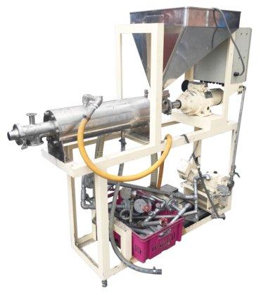SEIKENSHA IVO3XO6 - Continuous Cooker/Extractor