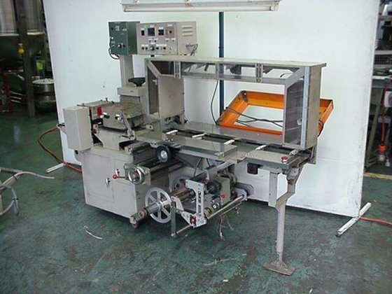 ADVANCE Horizontal Flow Wrapper in