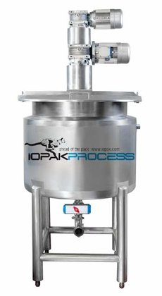IOPAK 250 CRM - Jacketed