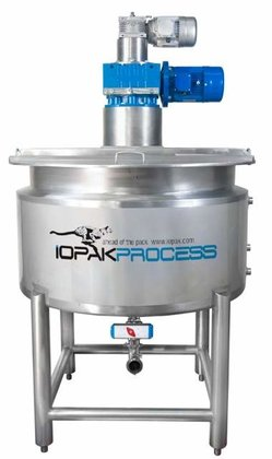 IOPAK 500 CRM - Jacketed