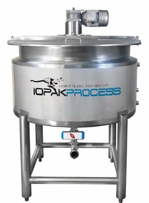 IOPAK 500 SM - Jacketed