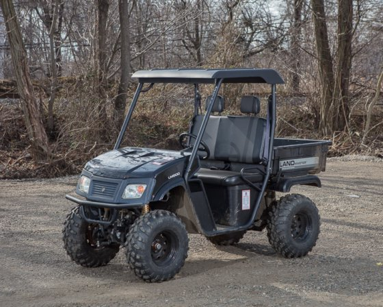 2014 LandMaster LM500 in Piscataway Township, NJ, USA