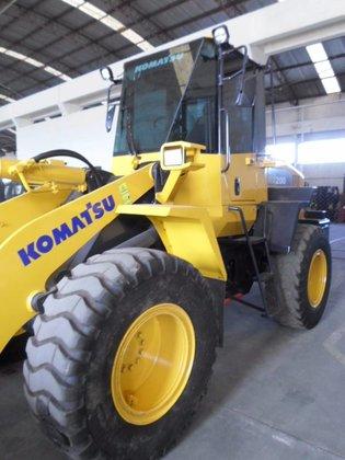 2010 Komatsu WA200 Wheel Loader