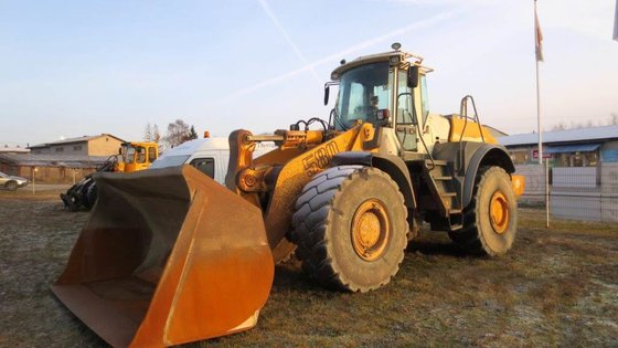 2000 Liebherr L580 Wheel loader