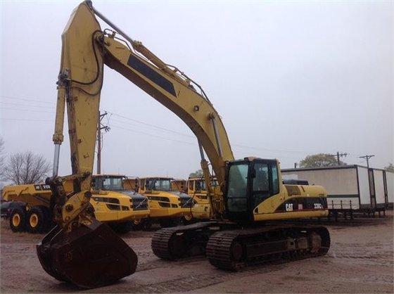 2003 Caterpillar 330CL Crawler Excavator