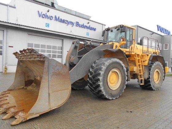 2012 Volvo L350F Wheel loader