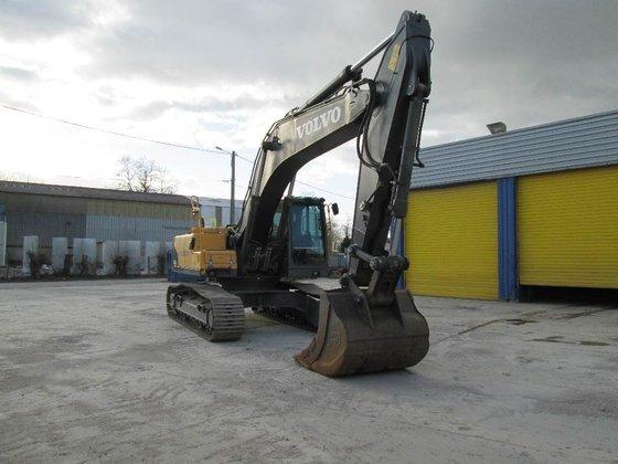 2008 Volvo EC290CNL Crawler excavator