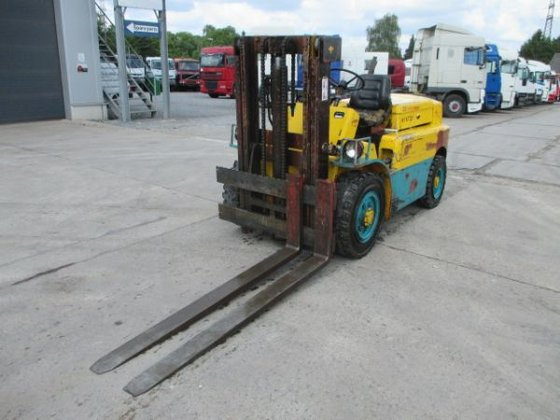1985 Hyster H 80C (4