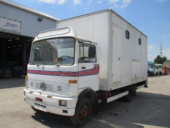1989 Mercedes 809 (FULL STEEL