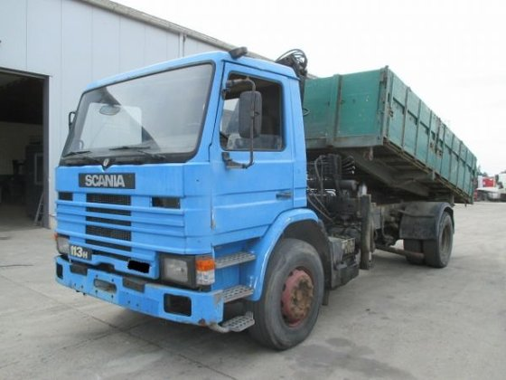 1991 Scania 113 - 360