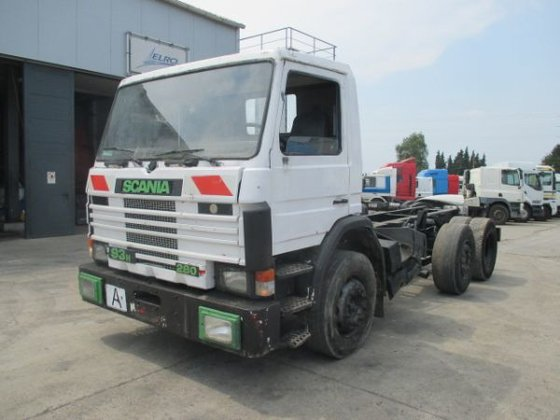 1990 Scania 93 - 280