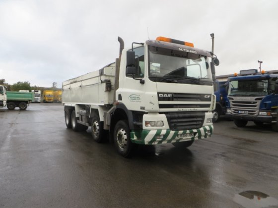 2007 DAF 85CF 380 in Armagh, United Kingdom