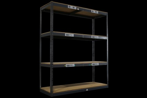 Boltless Wide Span Storage Rack
