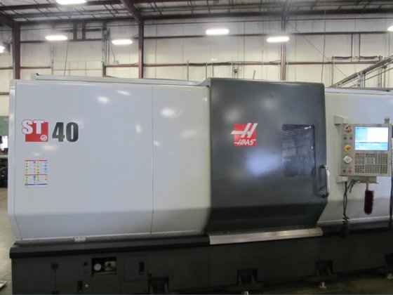 2013 HAAS ST-40 BIG BORE