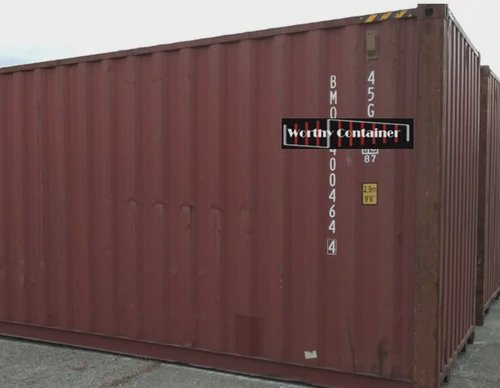 40' High Cube Shipping Container in Vancouver, British ...