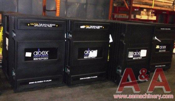 Abex Heavy Duty Molded Tradehow