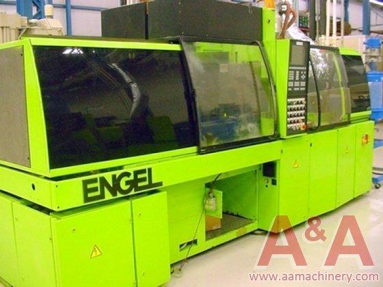 Engel Mdl. ES200H80L/65HL2F Injection Mold