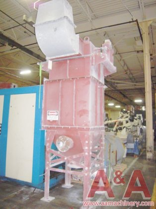Mikro Pulsaire Dust Collector in