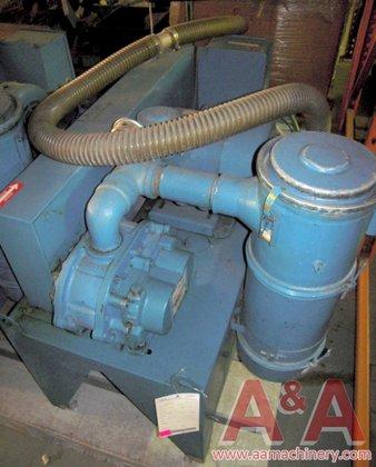 2001 NovaTec VPU-3HP Vacuum Pump