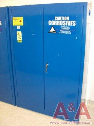 Eagle Corrosive Storage Cabinet, 45