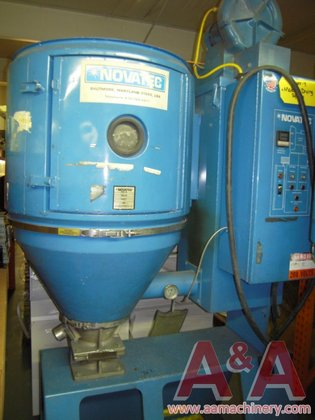 NOVATEC MD 50 MATERIAL DRYING