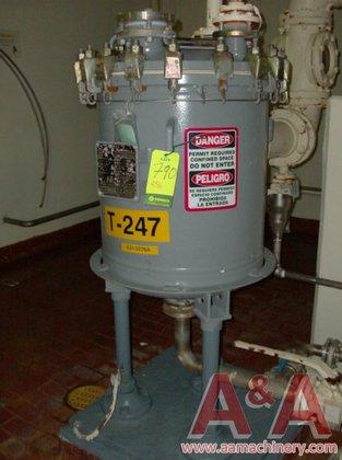 2002 DeDietrich Tank, 50 Gallon