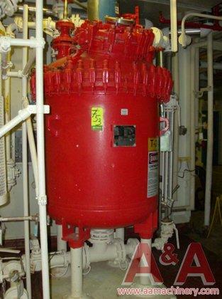 DeDietrich Gass Lined Mix Tank,