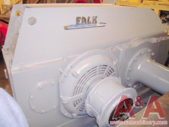 Falk Gear Reducer, Gear Box,