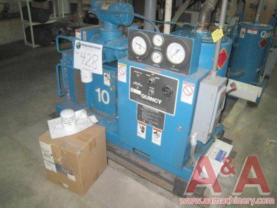 Quincy Rotary Screw Vacuum Pump