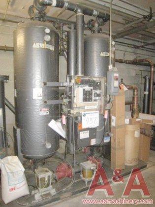 Airtek Reactivated Desiccant Dryer 1250