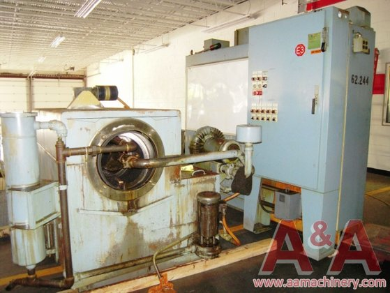 ROTARY DRUM PARTS WASHER 6