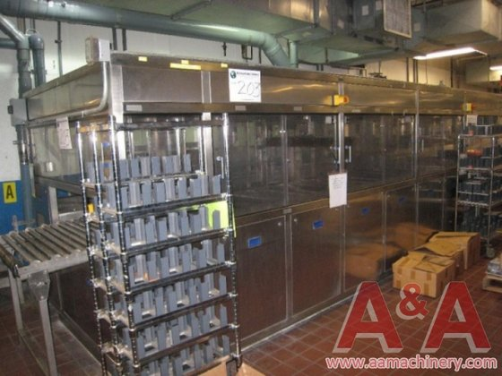 2002 Elma Wafer Cleaning System