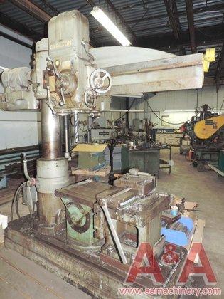 Carlton Radial Arm Drill in