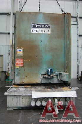 Proceco Typhoon Rotary Table Wash