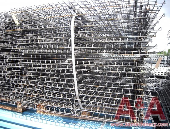 Wire Decking for Pallet Racking,
