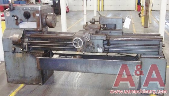 LeBlond Regal 18x56 Lathe in