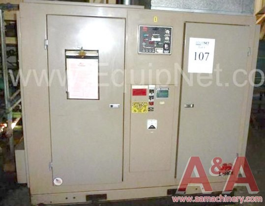 Leroi Rotary Screw Air Compressor,