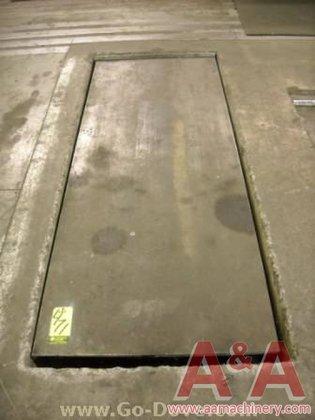 "Autoquip Hydraulic Table 96"" X"