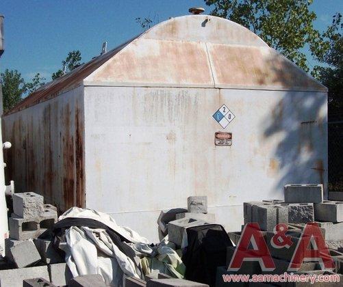 Fuel Storage Tank, Approx 14,980